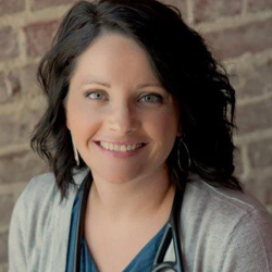 Amber McMahan, AGA-CNP